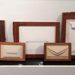 Andrew Bush, Envelopes (installation view)