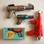 Vintage rayguns, Jeri L. Wolfson Collection
