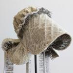 Angela Ellsworth,Seer Bonnet XIX: Flora Ann