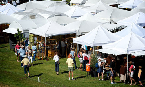 Sun Valley Center Arts & Crafts Festival 2014