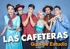 Las Cafeteras Professional Artists Residency Study Guide April 2017 (English)