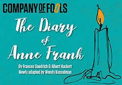 Company of Fools The Diary of Anne Frank Study Guide January 2018