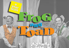 A Year with Frog and Toad Study Guide