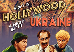 A Day in Hollywood/A Night in the Ukraine Spanish Study Guide 2016
